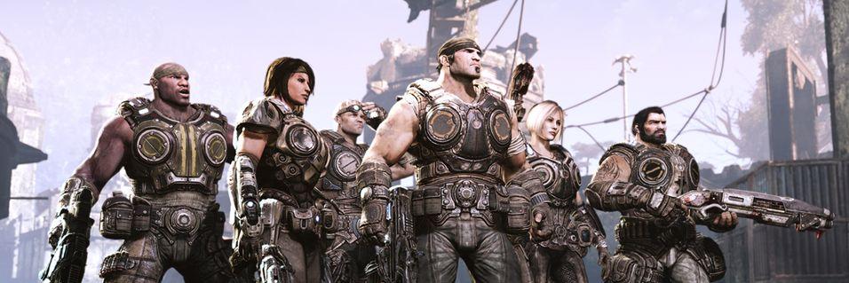 Ingen reaksjoner mot Gears of War-spillere