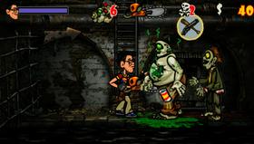 Left to Die in Zombhai (PS3 og PSP).