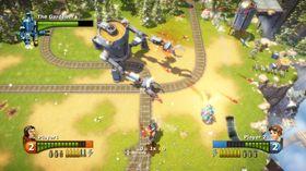 Gatling Gears (PC, Xbox 360 og PS3).