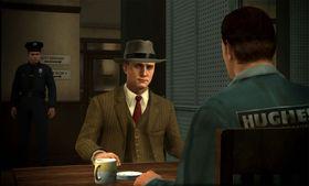 I L.A. Noire snakker man seg frem til sannheten.