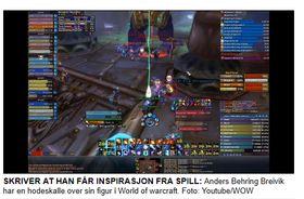 Den nevnte hodeskallen er en naturlig del av kommunikasjonen mellom spillere i World of Warcraft.