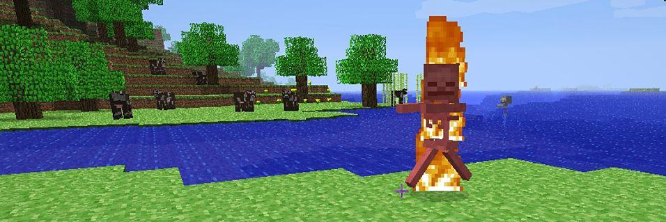 Store nyheter til Minecraft
