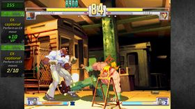 Street Fighter III: 3rd Strike Online Edition (Xbox 360 og PS3).