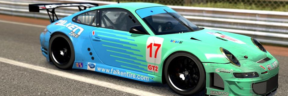 Ingen Porsche i Forza 4