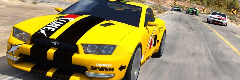 SNIKTITT: TrackMania 2 Canyon