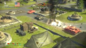 Toy Soldiers: Cold War (Xbox 360).