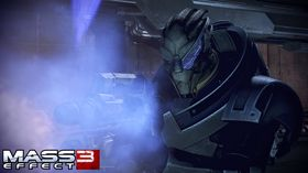 Mange gamle venner stiller opp når Shepard trenger det.