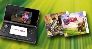 Vinn flott Nintendo 3DS-pakke