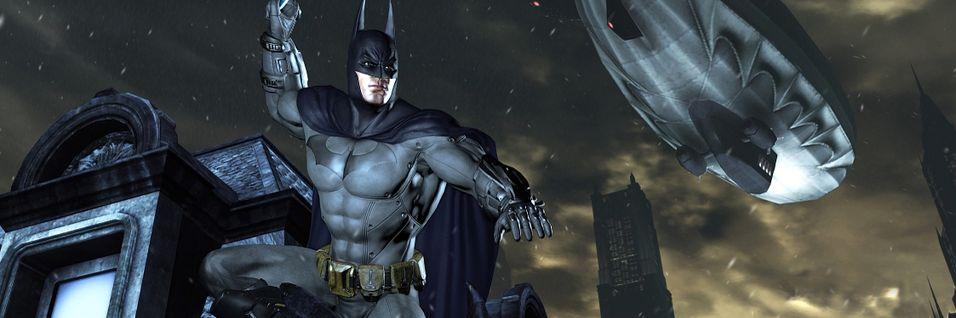 SNIKTITT: Batman: Arkham City