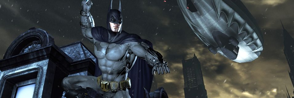 SNIKTITT: Batman: Arkham City
