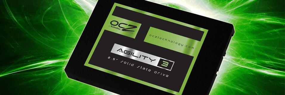 Vinn SSD fra OCZ