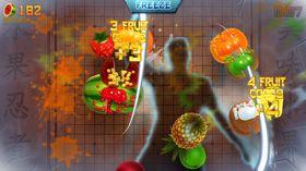 Fruit Ninja Kinect (Xbox 360).