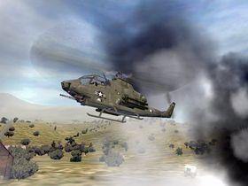Operat... nei, jeg mener ArmA: Cold War Assault (PC).