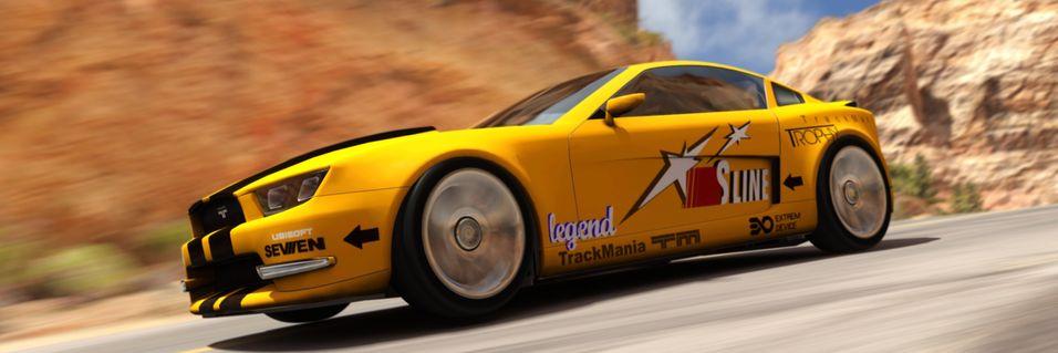 Snart klart for TrackMania 2