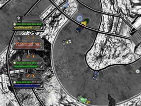 Monochrome Racing (Wii, PSP og PS3).