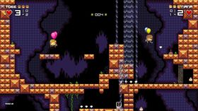Tobe's Vertical Adventure (PC).