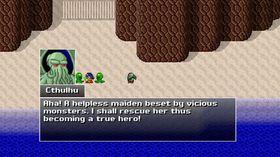 Cthulhu Saves the World (PC).