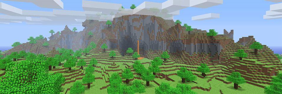 Minecraft blir mer eventyrlig