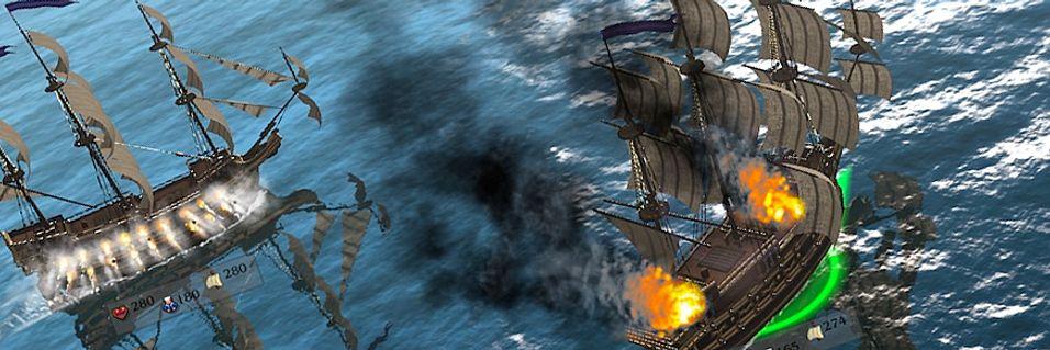 Tilbake til sjørøvertiden i Port Royale 3