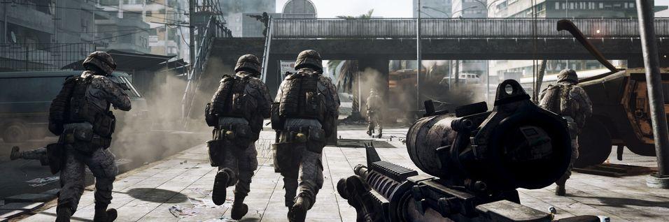 Battlefield 3 kan ikke «moddes»