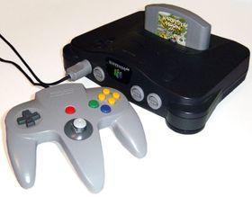 Sist Nintendo brukte cartridge-formatet var på Nintendo 64-konsollen.
