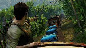 Uncharted 2 viser hvordan man kan utfordre filmen uten å gi slipp på interaktiviteten.