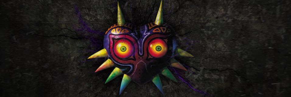 Majora's Mask til 3DS?