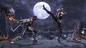 Mortal Kombat er ulovlig i Australia per dags dato.