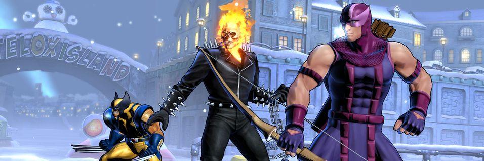 Ultimate Marvel Vs Capcom 3 kunngjort