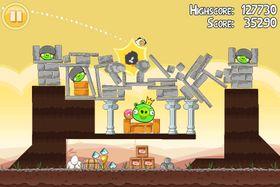 Angry Birds har vært ekstremt populært.