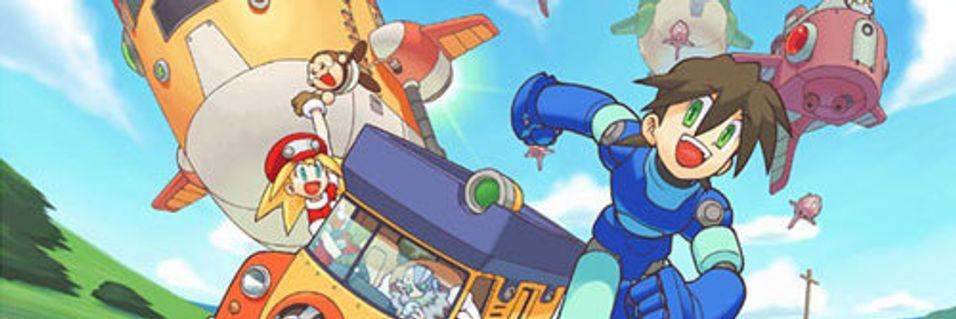 Mega Man Legends 3 kansellert