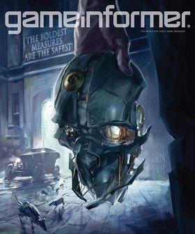 Game Informers omslag fra spillet.