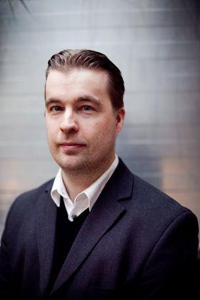 Fredrik Wester, CEO i Paradox.