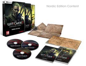 Dette er hva du får i fyldige Nordic Edition.