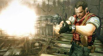 Kun én sjanse i Resident Evil
