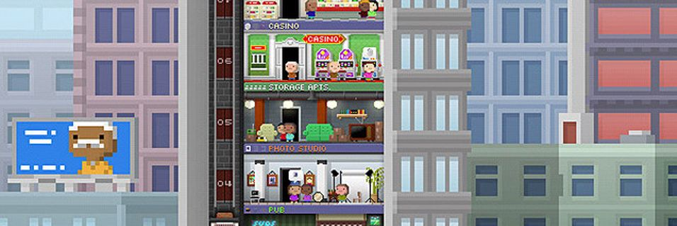 ANMELDELSE: Tiny Tower