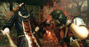 Anmeldelse: Resident Evil: The Mercenaries 3D
