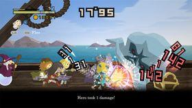 Half-Minute Hero: Super Mega Neo Climax (Xbox 360).