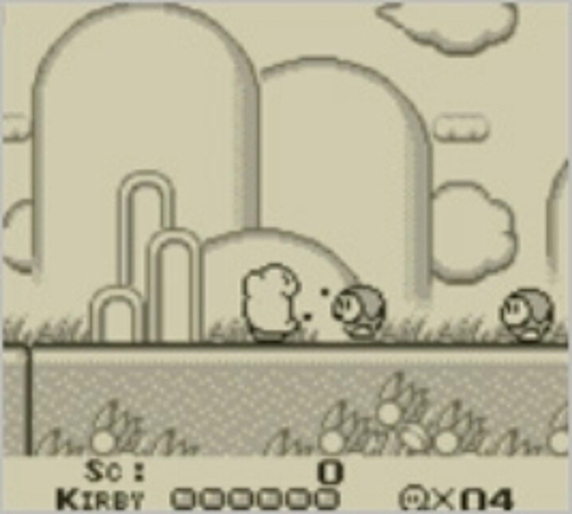 Kirbys Dream World (3DS).