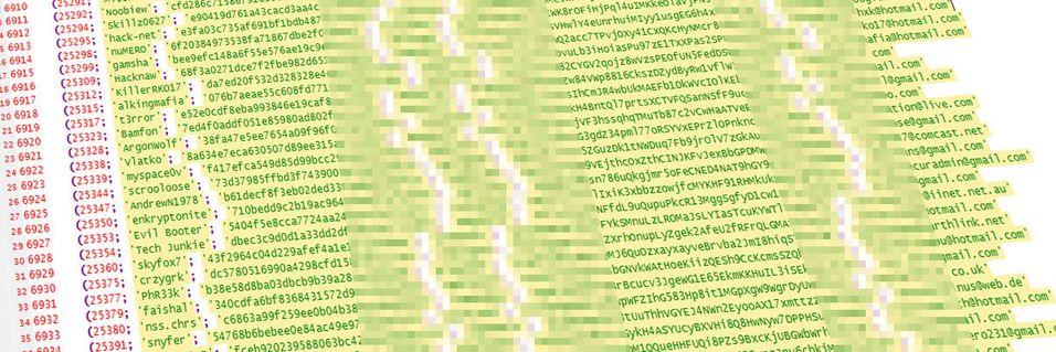 Sjekk om din nettbruker er hacket