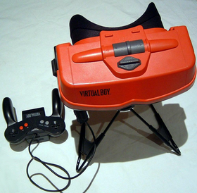 Virtual Boy – ingen suksess.