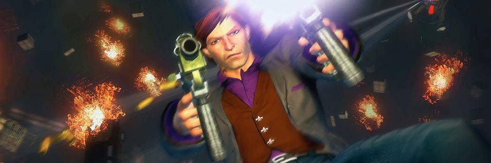 SNIKTITT: Saints Row: The Third