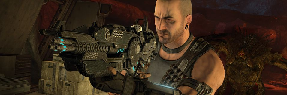 ANMELDELSE: Red Faction: Armageddon