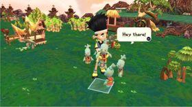 Akimi Village (PS3).