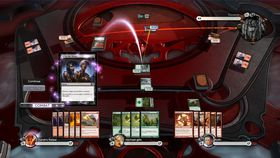 Magic The Gathering: Duels of the Planeswalkers 2012 (PC, Xbox 360 og PS3).