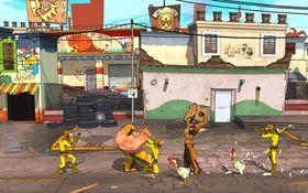 Lucha Fury (Xbox 360).