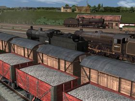 Drive a Steam Train (PC).
