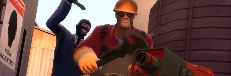Kan leve av Team Fortress 2