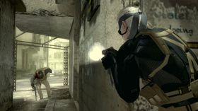 Metal Gear Solid 4 er på mange måter ganske vestlig.
