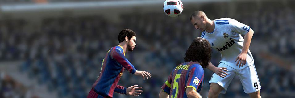 Klart for FIFA 12